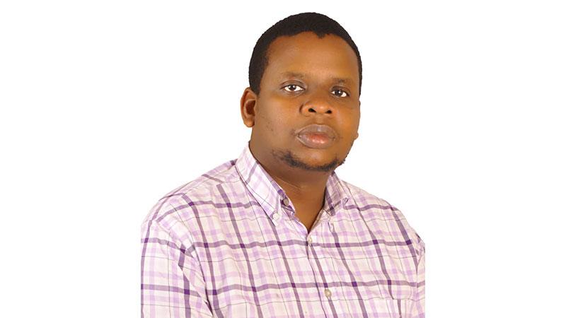 Picture of Arnold Mugisha